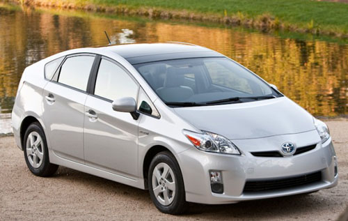 Toyota Prius brake problem